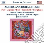 Vincent Persichetti - American Choral Music cd musicale di Vincent Persichetti