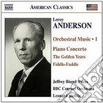 Anderson Leroy - Musica Per Orchestra, Vol.1 cd musicale di Leroy Anderson