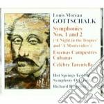 Musica per orchestra (integrale) cd musicale di Gottschalk louis mor