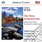 Ives Charles Edward - Orchestral Sets cd musicale di Charles Ives