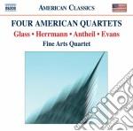 Evans Ralph - Quartetto Per Archi N.1 cd musicale di Ralph Evans