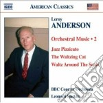 Anderson Leroy - Musica Per Orchestra, Vol.2 cd musicale di Leroy Anderson