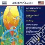 Ben-amots Ofer - Celestal Dialogues, Hashkivenu-song Of The Angels, Shetl Songs, Salmo 81 cd musicale di Ofer Ben-amots