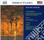 Stock David - Little Miracle, Yizkor, Tekiah, Y'rusha cd musicale di David Stock