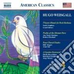 Weisgall Hugo - T'kiatot: Ritual For Rosh Hashana, Psalm Of Rhe Distant Love, 4 Choral Etudes... cd musicale di Hugo Weisgall