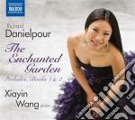 The enchanted garden (preludes, book i e cd musicale di Richard Danielpour