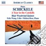 Schickele Peter - A Year In The Catskills cd musicale di Peter Schickele