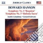 Hanson Howard - Sinfonia N.4