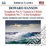 Hanson Howard - Sinfonia N.6