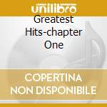 GREATEST HITS-CHAPTER ONE cd musicale di BACKSTREET BOYS