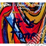 Kahil El'zabar - It's Time cd musicale di Kahil El'zabar