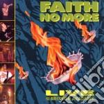 Faith No More - Live At The Brixton Academy cd musicale di FAITH NO MORE