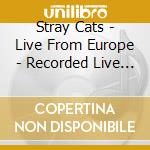 Live in manchester cd musicale di Cats Stray