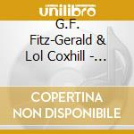 G.F. Fitz-Gerald & Lol Coxhill - Echoes Of Duneden cd musicale di FITZ-GERALD/COXHILL LOL