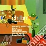 CHILL:IN-VOLUME FOUR cd musicale di ARTISTI VARI