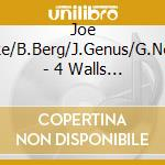 4 walls of freedom cd musicale di Locke/b.berg/j.g Joe