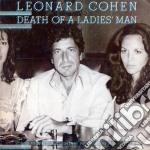 (LP VINILE) Death of a ladies' man lp vinile di Leonard Cohen