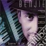 Servin'it up - cd musicale di Porecki Benjie