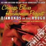 Chicago Blues Harmonica Project - Diamonds In The Rough cd musicale di Chicago blues harmon