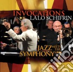 Invocations: jazz meets the symphony 7 cd musicale di LALO SCHIFRIN