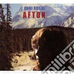 Afton cd musicale di Rossi Anni