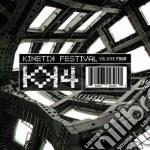 Kinetik festival vol.4 cd musicale di Artisti Vari
