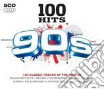 100 hits 90's cd musicale di Artisti Vari