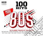 100 hits-more 80's cd musicale di Artisti Vari