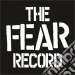 Fear - Fear Record cd musicale di Fear