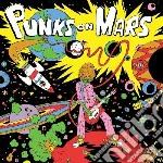 Punks On Mars - Bad Expectations cd musicale di Punks on mars