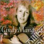 Songs of experience - cd musicale di Mangsen Cindy