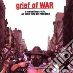 Grief Of War - A Mounting Crisis cd musicale di GRIEF OF WAR