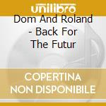 Back for the future cd musicale