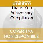 Thank you cd musicale di Artisti Vari