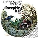 Heikki Sarmanto - Everything Is It cd musicale di Heikki Sarmanto