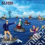 Sj Esau - Small Vessel cd musicale di Esau Sj