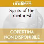 Spirits of the rainforest cd musicale di David Arkenstone