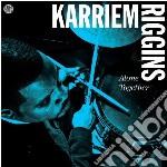 Karriem Riggins - Alone Together cd musicale di Karriem Riggins