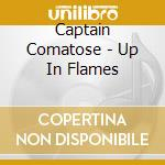 Up in flames cd musicale
