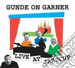 Henrik Gunde On Garner - Live At Jazzcup cd musicale di Henrik gunde on garn