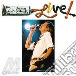 Live! cd musicale di Edwards Jonathan