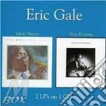 Island breeze/blue horiz. cd musicale di Eric Gale