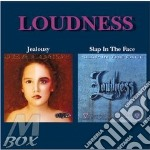 Jealousy/slap in the face cd musicale di Loudness