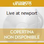 Live at newport cd musicale di Herbie Mann