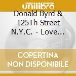 Love bird cd musicale di Donald Byrd