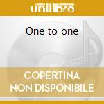 One to one cd musicale di Carole King