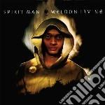 Weldon Irvine - Spirit Man cd musicale di Weldon Irvine