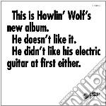 Howlin'wolf album cd musicale di HOWLIN' WOLF