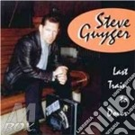 Last train to dover - cd musicale di Guyger Steve