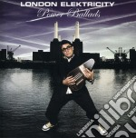 Power ballads cd musicale di Elektricity London